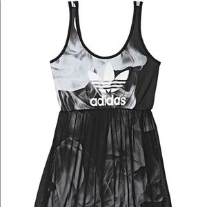 Rita Ora x Adidas Tule Workout Dress